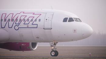 Rendőrt hívtak egy felszállni készülő Wizz Air-géphez