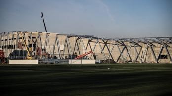 100 millióért megint kiépítik a fűtést a kisvárdai stadionhoz