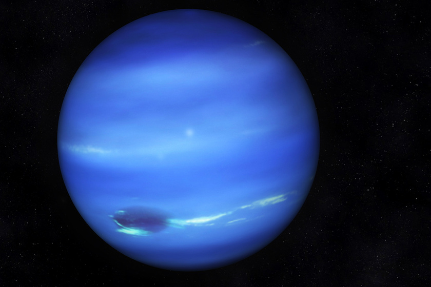 Hiába szép az Uránusz, nagyon büdös lehet rajta a tudósok szerint