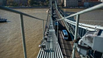 Az A-Híd Zrt. újíthatja fel nettó 18,8 milliárd forintért a Lánchidat