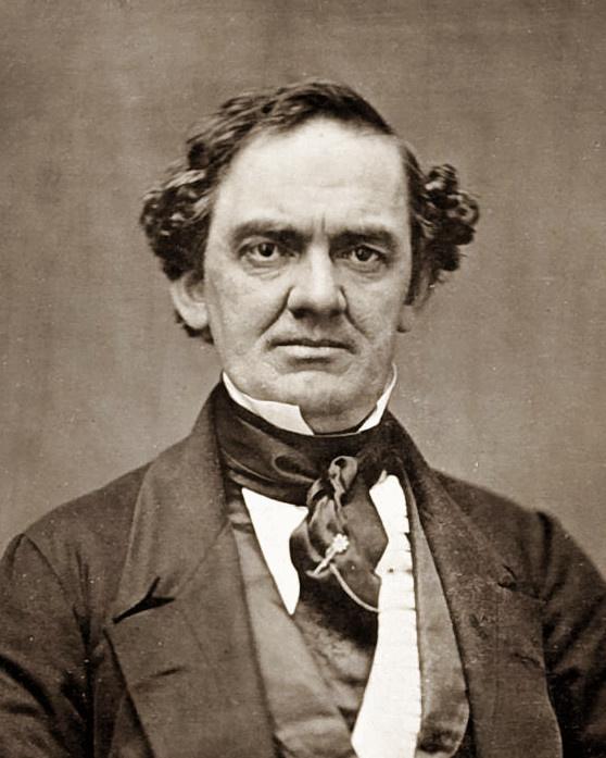 P.T. Barnum (forrás: Wikipedia)