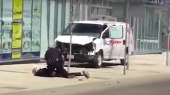 Szexuális frusztráció miatt ölhetett meg 10 embert a torontói gázoló