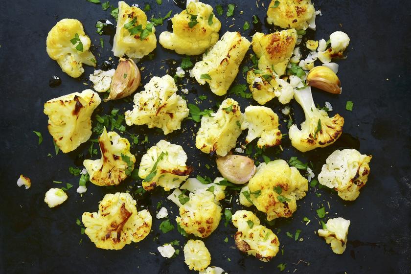 Szénhidrátmentes, egészséges popcorn karfiolból: bármennyit megehetsz belőle