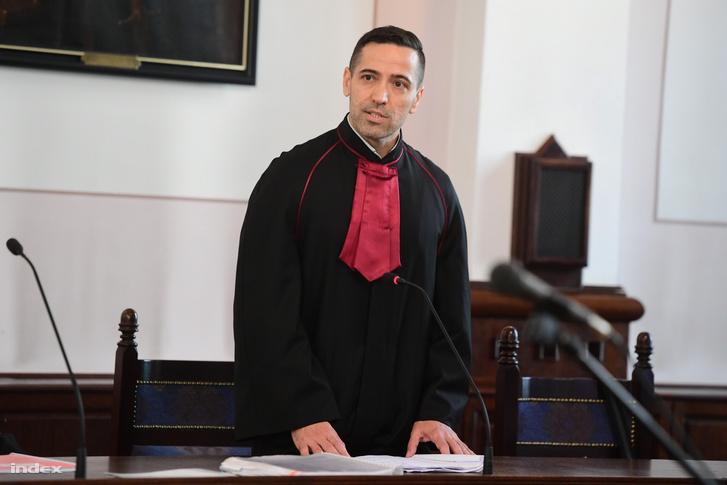 Az ügyész Kovács Sándor