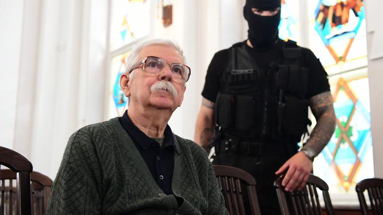 Ártatlannak vallja magát a bőnyi rendőrgyilkossággal vádolt Győrkös István