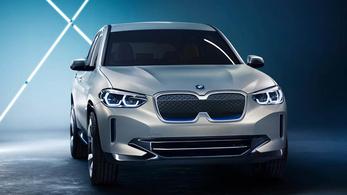 Megszellőztették, mit tud az új villany-BMW