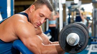 Ezt teszik a testeddel a teljesítménynövelő szteroidok