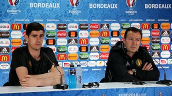 Becsületsértési perig ment a belga válogatotton belüli hiszti