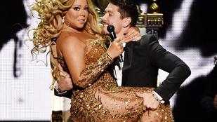 Mariah Carey brutálisan sokat fogyott pár hónap alatt