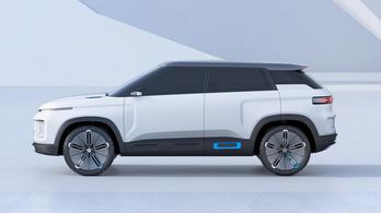 Concept Icon: fura szerzet, Volvo-alapon