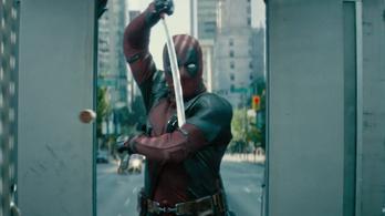Deadpool magyarul is tiszta gyagya