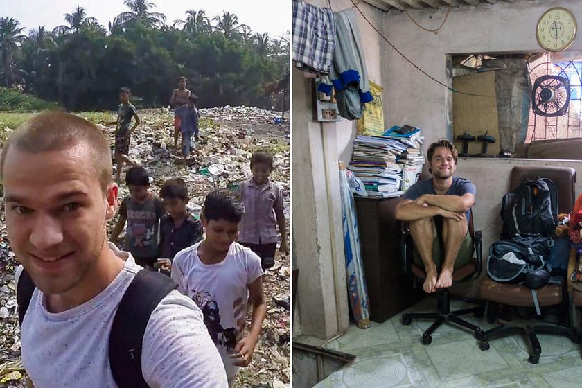 Jacob korábban már járt Dharaviban, de akkor csak átutazóban volt. Elhatározta, hogy most visszatér, és jobban megismeri az itt élők körülményeit.