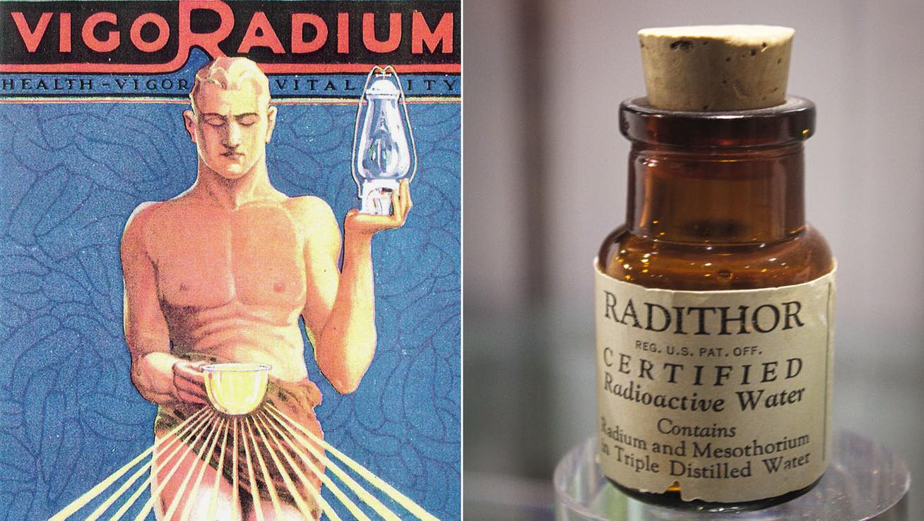 radiumos-szerek