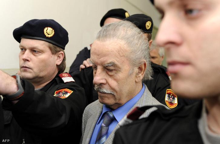 Fritzl tárgyalásra érkezik 2009 márciusában