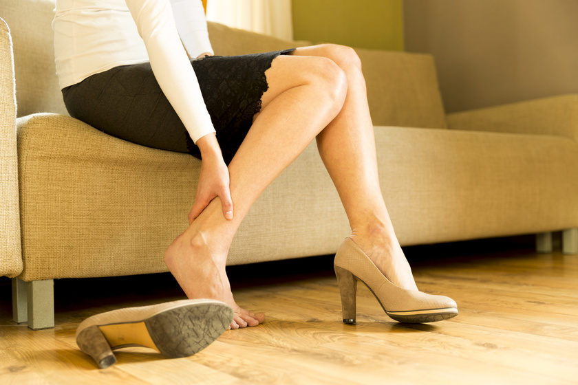 Ezt tedd, ha visszerek csúfítják el a lábad: hatékony házi praktikák