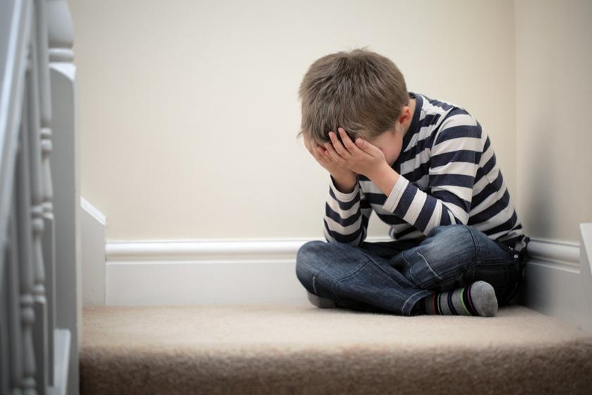 Ez történik, ha a gyerek nem érzi magát biztonságban - A pszichológus szerint
