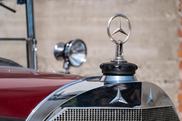 Brutálisan vaskos még a Mercedes-csillag