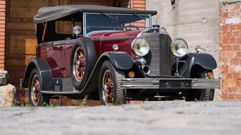 Menetpróba: Mercedes-Benz 400 – 1926.