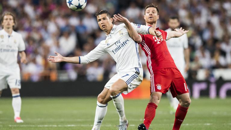 A Bayern München-Real Madrid BL-elődöntő közvetítlse