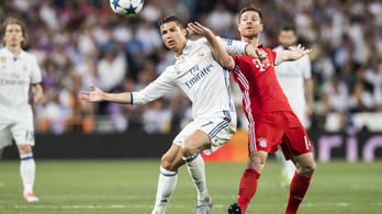 0-1-ről fordítva nyert Münchenben a Real