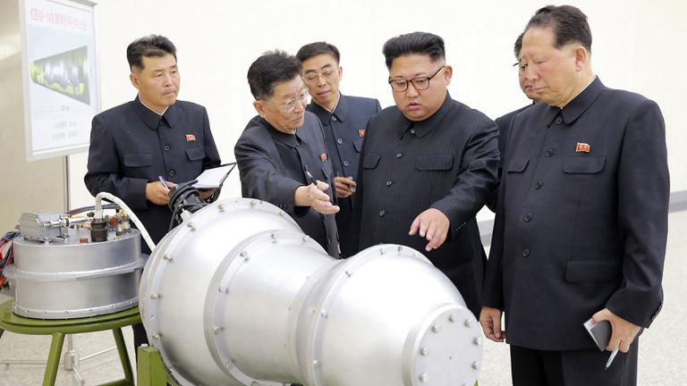 Észak-Korea nem fogja letenni az atomfegyvert