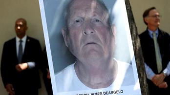 40 év után fogták el a rejtélyes Golden State-i sorozatgyilkost