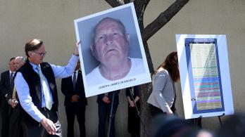 40 év után találták meg a rejtélyes Golden State-i sorozatgyilkost