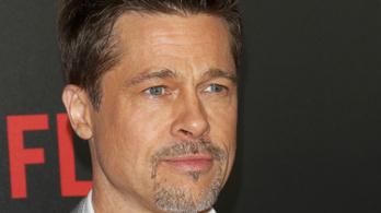 Brad Pitt készít filmet a Harvey Weinstein-ügyről