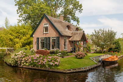 giethoorn cover