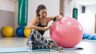 Te is azért edzel, hogy aztán bármit megeshess?