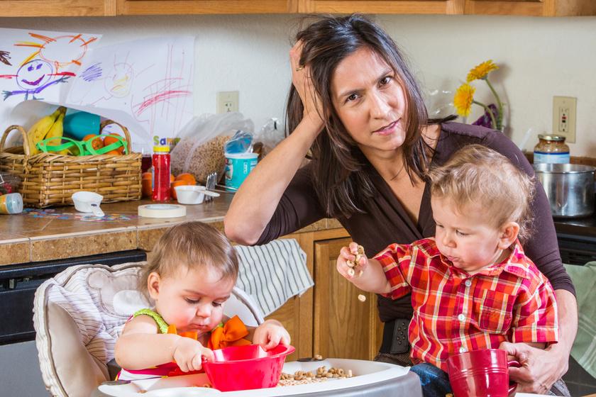 Bezzegéknél minden másképp van: de hogy mennek a reggelek egy átlagos családnál?
