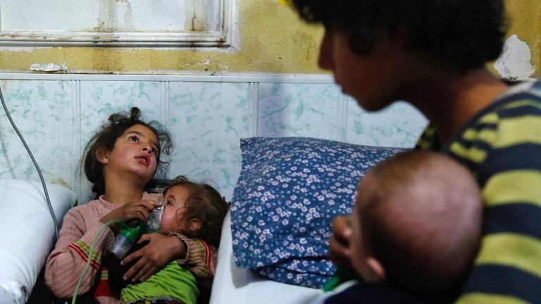Miért nem bír leállni az idegméreggel a szíriai rezsim?