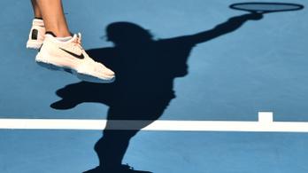 Háromszor annyi a bunda a teniszben, mint az összes többi sportban együtt
