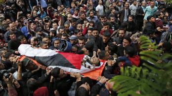 Meghalt a Gázai övezet határán meglőtt újságíró