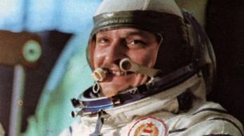 A szovjetek Magyari Bélát küldték volna az űrbe