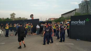 A Városliget Zrt. a ligetvédőkről: rutinszerűen, erőszakosan támadó garázda csoport