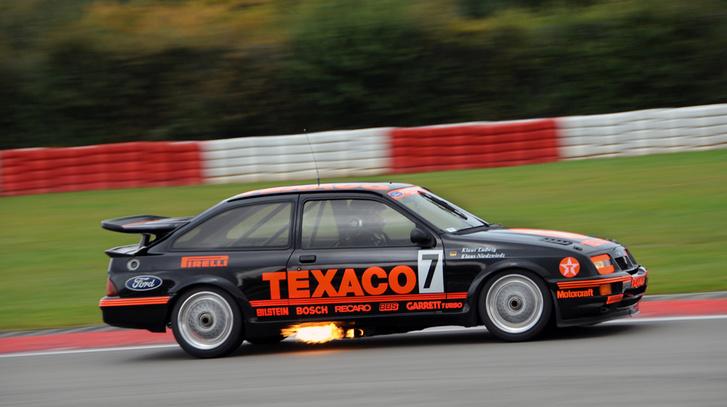 A nagyszárnyas Cosworth-ök többmilliós tételeket érnek
