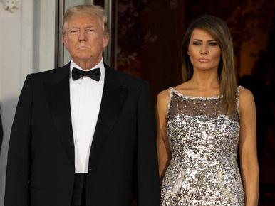 Donald Trump nem tudta helyesen leírni a saját felesége nevét