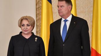 Klaus Iohannis lemondásra szólította fel a román miniszterelnököt