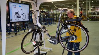 Az idős e-bike-osok miatt lett több halálos kerékpárbaleset Hollandiában
