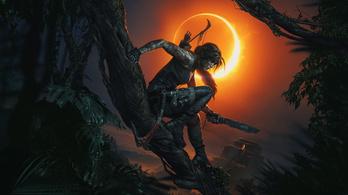 Elég erőszakosnak tűnik a következő Tomb Raider