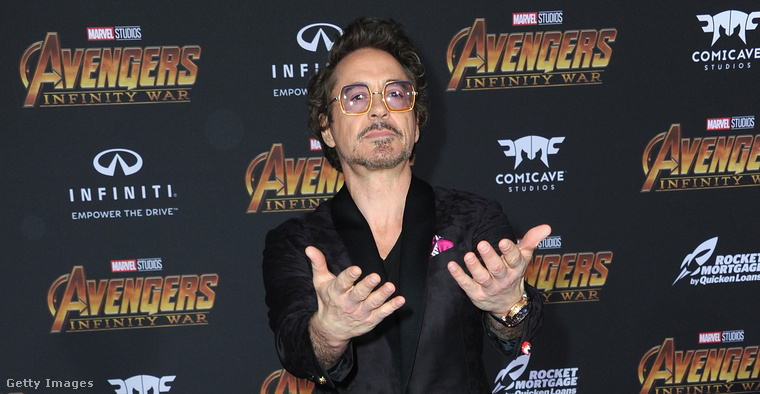 2. Robert Downey Jr.