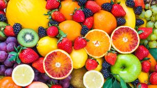 A nyers gyümölcsök és zöldségek enyhítik a depressziós tüneteket