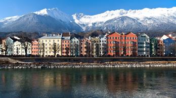 Magyar nő holttestét találták meg Innsbruckban