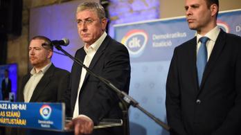A DK megtámadta a Kúrián a választás listás eredményét