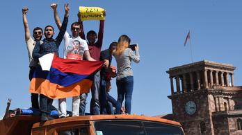 A megbukott örmény miniszterelnök pártja nem indít másik jelöltet