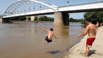Újabb történelmi melegrekordok dőltek meg Magyarországon