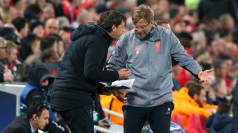 Klopp kihajította legfőbb bizalmasát a Liverpooltól