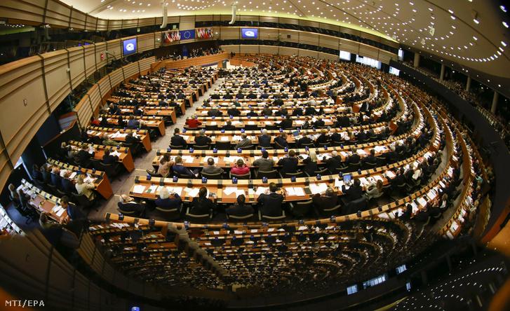 Az Európai Parlament plenáris ülése Brüsszelben 2018. március 1-jén