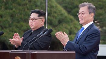 A dél-koreai elnök szerint Trump Nobel-békedíjat érdemel